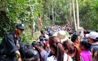 Hàng triệu người đổ về Giỗ Tổ Hùng Vương - Lễ hội Đền Hùng