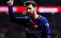 Thu nhập 110 triệu bảng/mùa, Messi cho Ronaldo hít khói