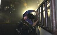 Cháy chung cư Thái Lan, có người Việt tử vong?