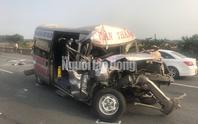 Tai nạn liên hoàn cao tốc Long Thành - Dầu Giây do đốt rác