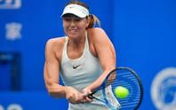 Sharapova khởi đầu năm mới bằng chiến thắng
