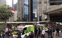 Sập sàn chứng khoán, hơn 70 người bị thương