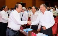 Cử tri nêu vụ Thủ Thiêm tại buổi Thủ tướng tiếp xúc cử tri