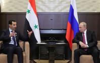 Ông Assad bất ngờ tới Nga