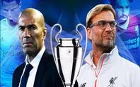 Real Madrid dìm hàng Liverpool trước chung kết Champions League
