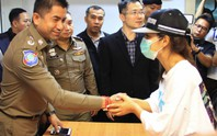 Bắt cóc du khách táo tợn ở sân bay Thái Lan