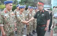 Bệnh viện dã chiến Việt Nam tham gia lực lượng mũ nồi xanh từ tháng 6