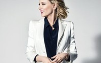 Cate Blanchett - Nữ chủ tịch giám khảo thứ 12 của LHP Cannes