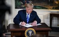 Điều gì bất ngờ nhất khi ông Trump rút Mỹ khỏi thỏa thuận hạt nhân Iran?