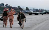 Bộ Quốc phòng Nga lên tiếng vụ 7 máy bay bị phá hủy ở Syria