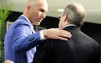 Zidane từ chức, cả châu Âu nín thở ngóng Real Madrid