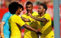 Neymar tỏa sáng trước Áo, Brazil cảnh báo đối thủ