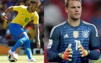 Brazil và Đức gặp khó
