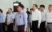 Phiên tòa xét xử ông Đinh La Thăng bất ngờ tạm dừng vì có tình tiết mới