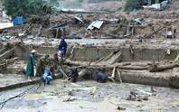 25 người chết và mất tích do mưa lũ