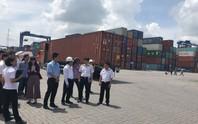 Tìm cách xử hàng ngàn container phế liệu tồn đọng
