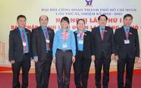 Chủ tịch và các Phó Chủ tịch LĐLĐ TP HCM (Khóa XI)