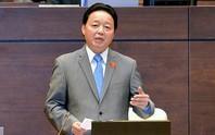 Bộ trưởng TN-MT Trần Hồng Hà: Sốt đất 3 đặc khu là đương nhiên