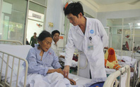 Cứu sống cụ bà 78 tuổi đã ngưng tim