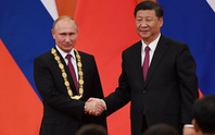 Chủ tịch Trung Quốc tặng ông Putin món quà độc nhất vô nhị