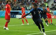 Trung vệ Umtiti lập công, tuyển Pháp vào chung kết