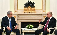 Israel hứa để yên cho ông Assad, muốn Nga tống Iran khỏi Syria?