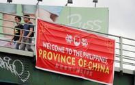 Biểu ngữ Philippines là một tỉnh của Trung Quốc châm ngòi phẫn nộ
