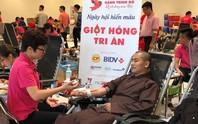 Hành trình hiến máu xuyên Việt tiếp nhận 42.000 đơn vị máu