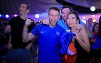 Pháp vô địch World Cup, CĐV Pháp tại TP HCM vỡ òa hạnh phúc