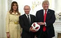 Ông Putin khen ngợi ông Trump