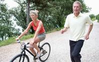 Giảm nguy cơ đau tim nhờ vài giờ...đạp xe