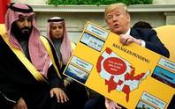 Ông Trump tìm cách hồi sinh NATO Ả Rập để chống Iran