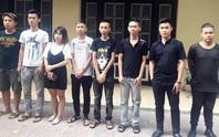 Khởi tố thiếu nữ 16 tuổi đua xe náo loạn đường phố Hà Nội