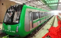 Đường sắt Cát Linh-Hà Đông: Tàu chưa chạy đã trả nợ Trung Quốc 650 tỉ đồng/năm