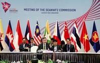 ASEAN ghi nhận quan ngại về biển Đông