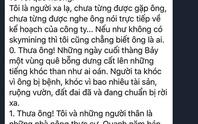 Nhà đầu tư gởi tâm thư đẫm nước mắt cho ông Lê Minh Tâm Sky Mining