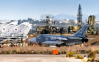 Nga bắn hạ máy bay không người lái áp sát căn cứ ở Syria
