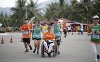 VĐV Suzaki Yuuya về nhất 42 km, cuộc thi Marathon Quốc tế Đà Nẵng