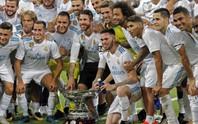 Đè bẹp AC Milan, Real Madrid mở đại tiệc ở Bernabeu