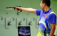 Hoàng Xuân Vinh quyết bắn ra vàng ở ASIAD 18