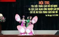 Thi tìm hiểu về đạo đức, phong cách Hồ Chí Minh