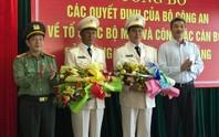 Nhiều lãnh đạo cấp phòng Công an Đà Nẵng xin nghỉ hưu sớm
