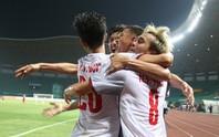 Olympic Việt Nam - Olympic Syria 1-0: Phát cuồng vì thắng trận, vào bán kết!