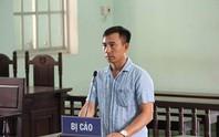 Bình Định: Kẻ cầm dao dọa giết phóng viên bị 6 tháng tù