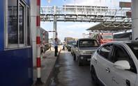 BOT Ninh Lộc cầu cứu vì lại kẹt trạm