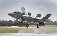 Dính bẫy tình, Không quân Anh lộ bí mật tiêm kích tàng hình F-35