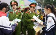 Thủ khoa của Học viện An ninh là thí sinh Lạng Sơn, Hoà Bình