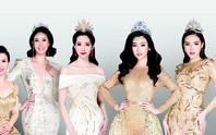 Hội tụ biểu tượng nhan sắc hoa hậu 30 năm qua