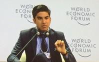 WEF ASEAN: Bộ trưởng 25 tuổi của Malaysia phát biểu về ASEAN 4.0