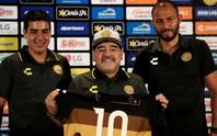 Cuộc đời Diego Armando Maradona qua những tấm ảnh để đời (1960-2020)